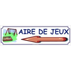 AIRE DE JEUX D - 700 X 200 X 10