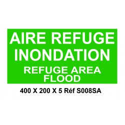 AIRE REFUGE 400 X 200 X 5