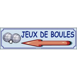 BOULES D -  700 X 200 X 10
