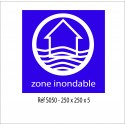 LOGO ZONE INONDABLE
