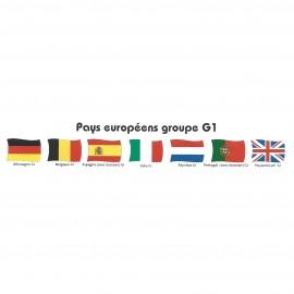 Pays E-U G1